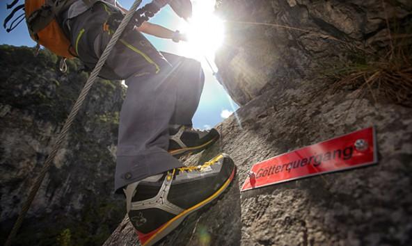 Noch nicht göttlich, aber nah am Gipfel – das Sommerergebnis der Osttiroler Tourismuswirtschaft. Foto: Martin Lugger