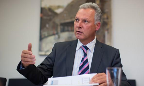 Karl Poppeller - FAG Vorstand und Bürgermeister von Ainet