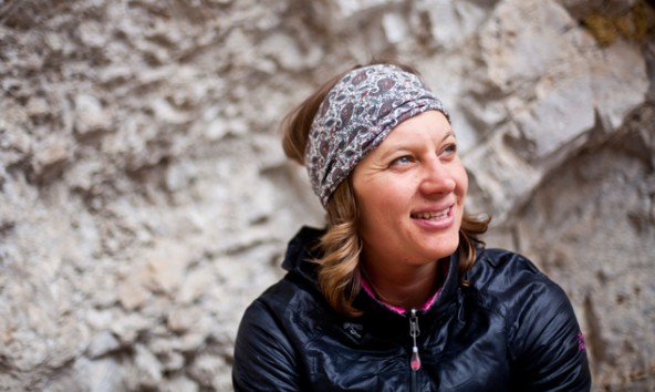 Lisi Steurer schildert, wie sie Berge, Land und Leute in Pakistan, Marokko und Jordanien erlebte. Foto: Ramona Waldner