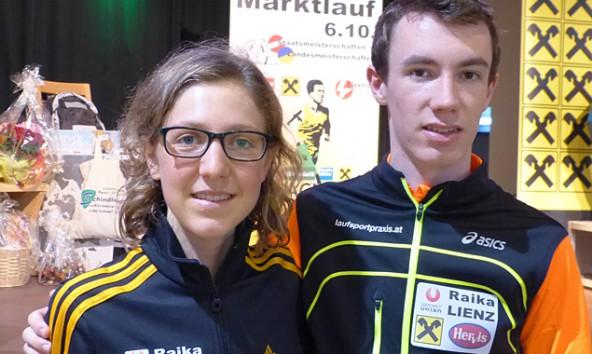 Susanne Mair und Michael Singer. Foto: R. Singer