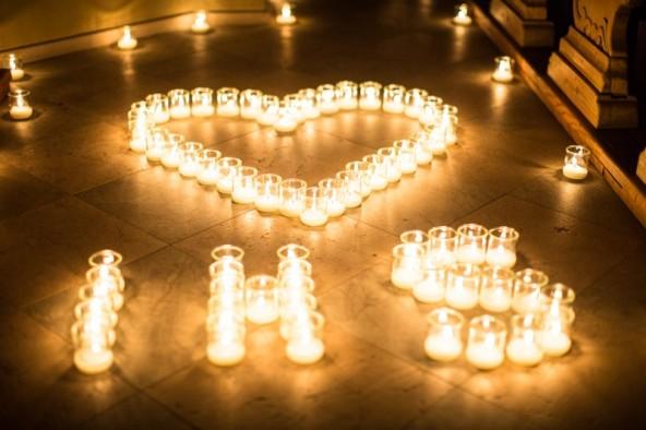 AUT, Nacht der 1000 Lichter, St. Jakob i. Defereggen