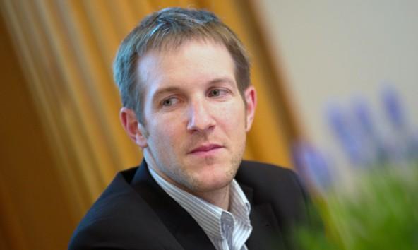 RMO-Geschäftsführer Michael Hohenwarter hält die Leitbild-Entwicklung für unverzichtbar, damit Osttirol Leader-Region bleiben kann. Foto: Expa/Groder
