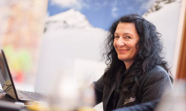 Paula Müllmann soll im Verband künftig für die Abwicklung von Großveranstaltungen zuständig sein. Fotos: Martin Lugger