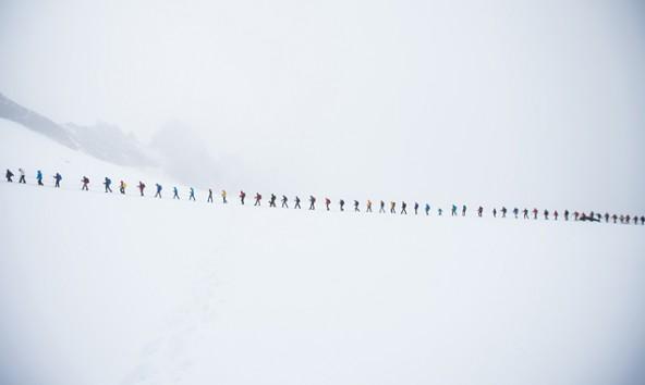Seilschaft-Weltrekord