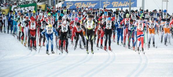 Insgesamt werden für die Rennen über unterschiedliche Distanzen und Classic- und Skatingstil 2500 TeilnehmerInnen aus 30 Nationen erwartet.