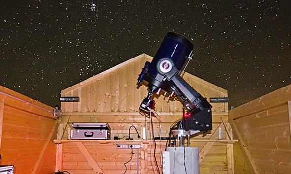 Equipment-Telescope