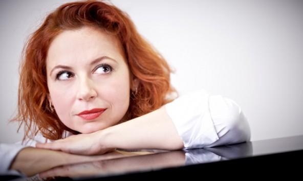 Die Pianistin Natasa Veljkovic kommt erstmals nach Lienz.