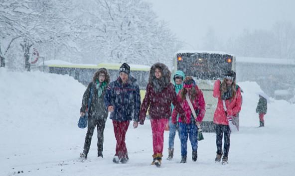 Osttirols SchülerInnen haben heute frei. Foto: Stefan Tschapeller