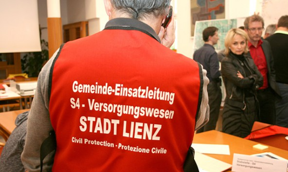 Die Stabsstelle der Stadt ist auch am Wochenende erreichbar. Foto: Stadt Lienz
