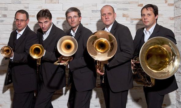 """Bereits zum dritten Mal veranstaltet die Brassband """"Per Sonare"""" das Blechfest."""