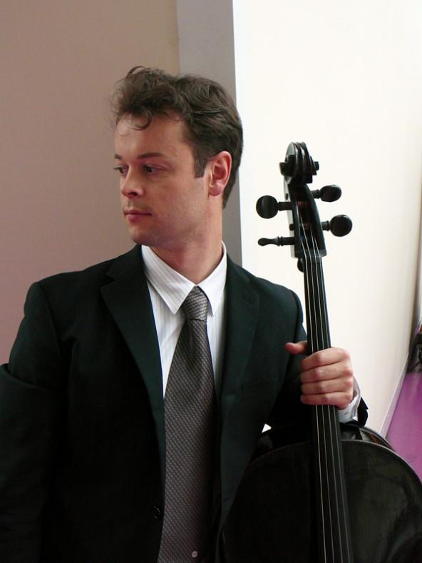 Cellist-Wilhelm-Pflegerl