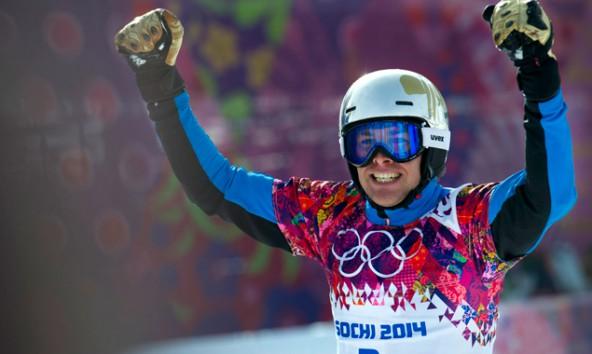 Benjamin Karl holt eine olympische Broncemedaille in Sotschi!