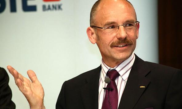Dr. Franz Gschiegl, Geschäftsführer der ERSTE-SPARINVEST-KAG  und der ERSTE-IMMOBILIEN-KAG. Foto: Lienzer Sparkasse