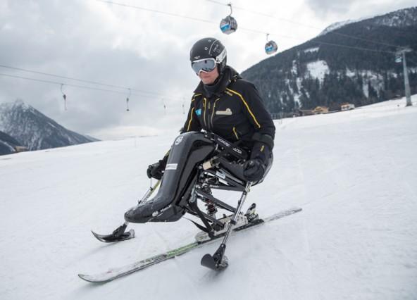 Christina Obwexer holte in Matrei in Osttirol am Samstag, 22. März, Gold bei den Gesamttiroler Meisterschaften im Riesentorlauf.
