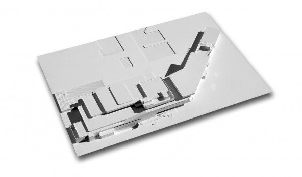 Klicken Sie auf die Modellfotos des Architektenbüros Machné um sie zu vergrößern.