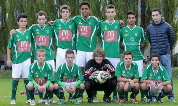 Bislang blieb das U16-Team von Rapid Lienz ungeschlagen. Die Truppe von Trainer Thomas Ausserdorfer holte auch gegen die Iseltaler Spielgemeinschaft den Dreier.
