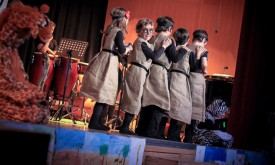 """Tuishi pamoja"": Kindermusical in Sillian"