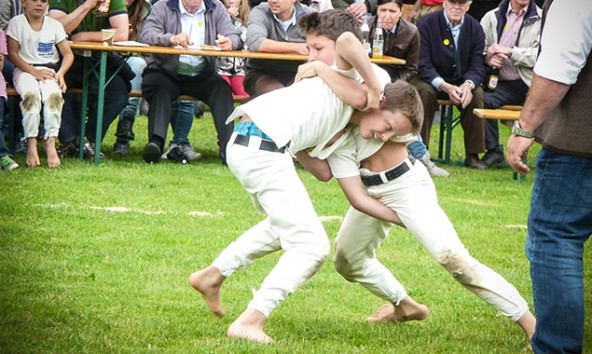 Die Iseltaler Ranggler erwarten sich wieder spannende Wettkämpfe. Foto: TSU Matrei