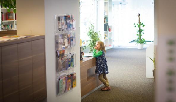 Die Stadtbücherei verzeichnete 217 Neuzugänge bei den Kindern.