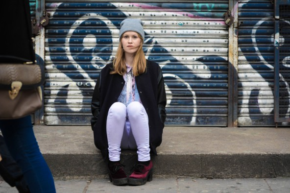Julia Falkner erlebt die Fashion-Metropole London am eigenen Leib. Foto: Julia Falkner