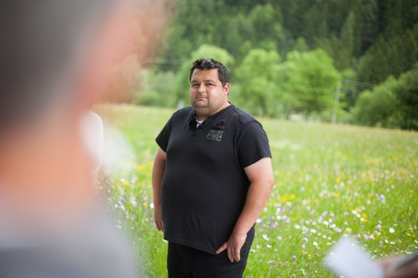 David Holzer will gibt den fahrenden Völkern auch in Zukunft die Chance auf seinen Grundstücken zu campieren, auch ohne eigens dafür errichtete Anlage.