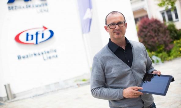 """""""Umso mehr Teilnehmer, desto sinnvoller die Aktion"""", erklärt der Lienzer AK-Leiter Wilfried Kollreider. Foto: Dolomitenstadt/Egger"""