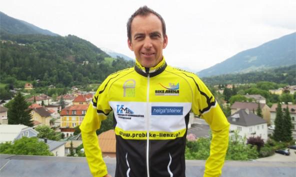"""In seiner Klasse holte Georg Oberhammer vom Team """"Probike-Lienz"""" den dritten Gesamtrang."""