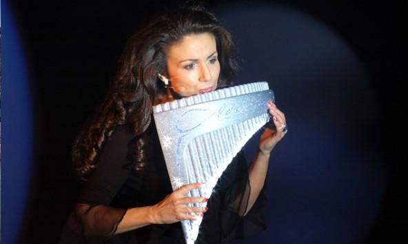 """In der Pfarrkirche St. Andrä präsentiert Daniela de Santos ihr neues Programm: """"Es ist Zeit zu träumen"""". Foto: danieladesantos.at"""