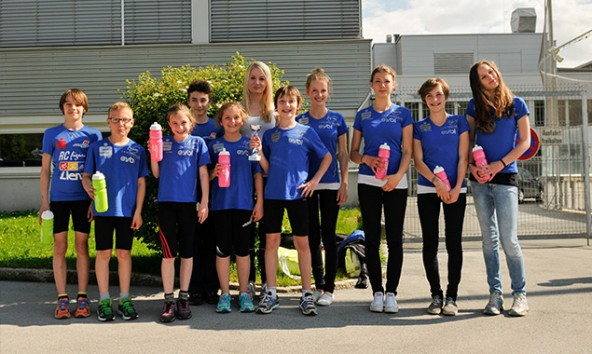 Das Triathlonteam des RC Figaro Lienz startete erfolgreich in die neue Saison.