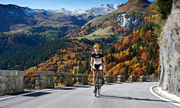 """Unter dem Namen """"Supergiro Dolomiti"""" sollen Touristen künftig von Lienz aus nach Italien radeln. Ein Guide soll die Gruppen in einwöchigen Touren begleiten – auch ein Transportwagen für das Gepäck der Radler ist geplant."""