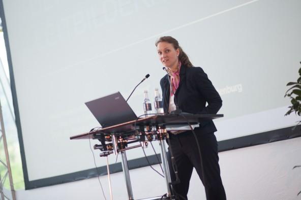 """Prof. Monika Bachinger über die Wirkung eines Leitbildes: """"Es ist eine Große Chance, aber auch eine große Verantwortung."""""""
