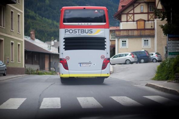 """Fährt der """"Korridorbus"""" in eine europäische Zukunft?"""