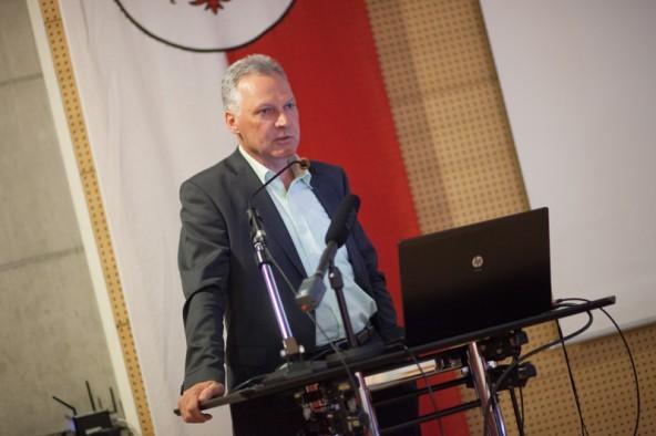 Karl Popeller rechnet mit Kosten von 16 Millionen Euro.