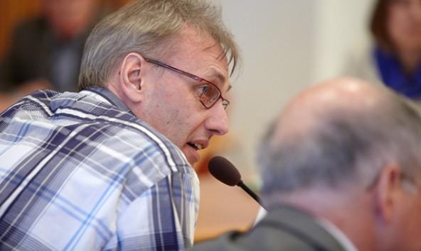 Hannes Schwarzer, Mandatar der Liste Stadt Lienz. Foto: Martin Lugger
