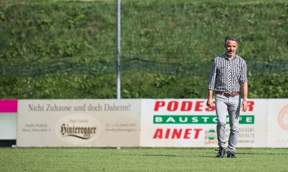 Nach drei Jahren und großen Erfolgen muss er abtreten: Matrei-Trainer Markus Hanser. Foto: Brunner Images
