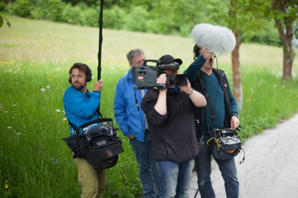 """Das mediale Interesse """"am Schauplatz Leisach"""" ist groß, der ORF wird dem Thema einen Beitrag in seinem Dokuformat widmen."""