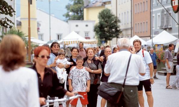 Alleine in der Sommersaison 2013 gab es 31.000 Ankünfte italienischer Gäste Nächte in Osttirol.