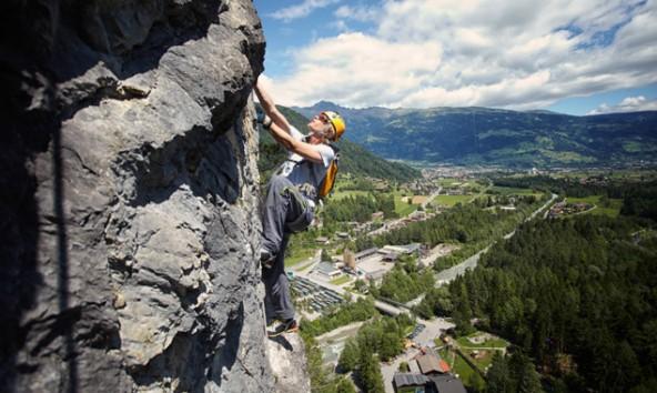 Sportkletterlehrer wird in Tirol als Beruf etabliert.