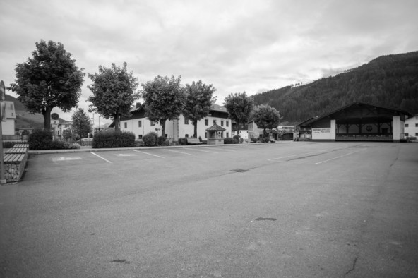 Stille in der Pustertaler Marktgemeinde – nichts Außergewöhnliches. Foto: Dolomitenstadt/Egger