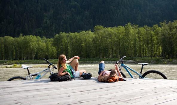 Intakte Natur als Magnet für Touristen? Vor allem Umweltschützer sehen Natura 2000 als Chance. Foto: Ramona Waldner