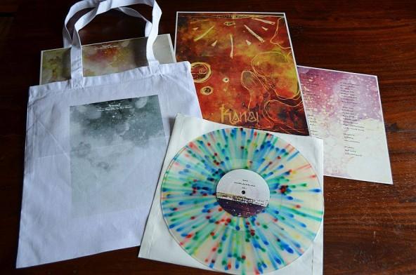 """Die """"Hard-Variante"""" von """"From The City To The Stars"""" wird auf transparentem Vinyl ausgeliefert."""