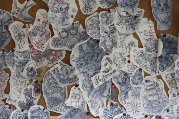 Auswahl Artikel Dolomitenstadt Juni 2014 Tschiggy Bubblegum Art (25)