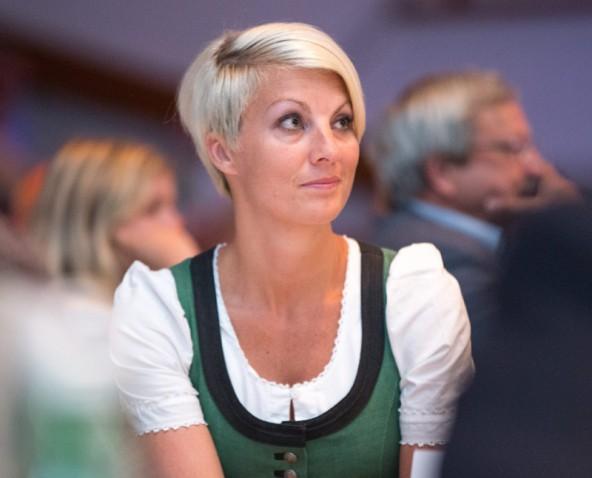 Die neue Geschäftsführerin der Osttirol Werbung, Eva Haselsteiner.