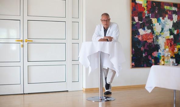 Univ.Prof. Peter-Lechleitner-im-BKH Lienz