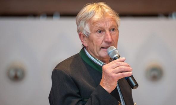 "Das ""Team Osttirol"" hätte sich eine Bewertung des Projekts Obertilliach gewünscht. Im Bild Sprecher Joachim Defregger."
