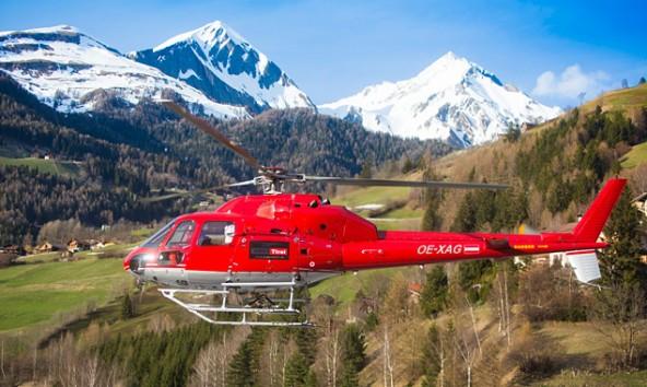Mehr Lärm durch mehr Hubschrauberflüge in Matrei? Foto: Brunner Images