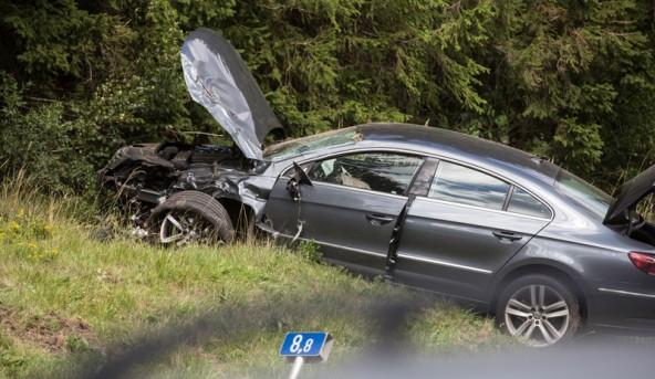 Verkehrsunfall in Ainet B108 Osttirol
