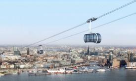 Schweben bald gläserne Gondeln über St. Pauli?