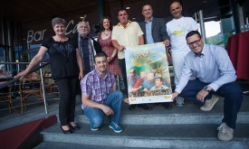 """""""Hirschen"""" feierte im CineX Premiere"""