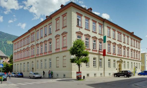 Die NMS Egger-Lienz hat rund 200 Schüler und Schülerinnen. Foto: Wolfgang C. Retter